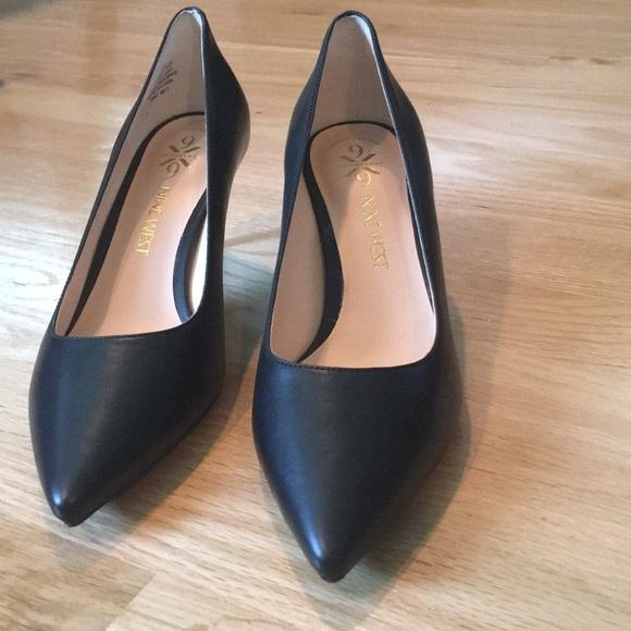 baaea645241 Nine West Shoes   Soho Pointy Toe Pumps   Poshmark